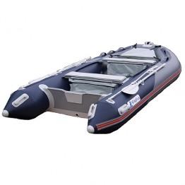 Надувная 6-ти местная ПВХ лодка KingFish HDS-380AL